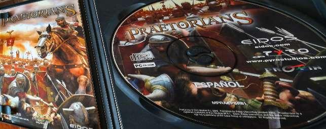 Imagen producto Juego pc original Praetorians.  2