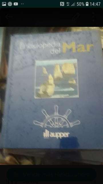 Imagen enciclopedias de mar