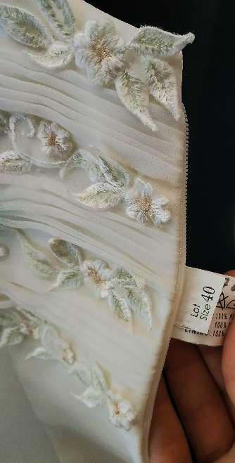 Imagen vestido novia boho chic