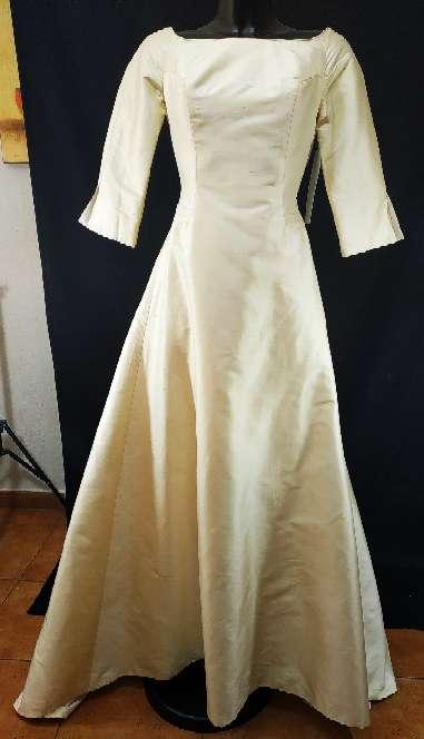 Imagen vestido novia clásico