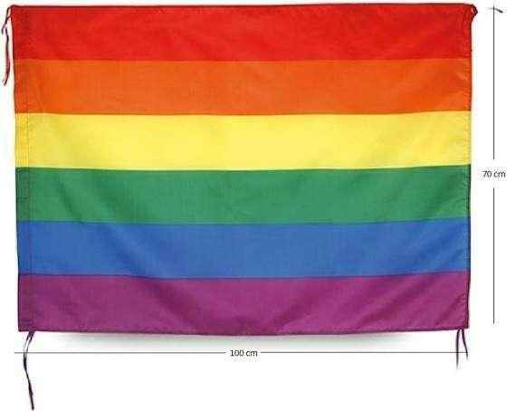 Imagen Bandera del Orgullo LGTBI