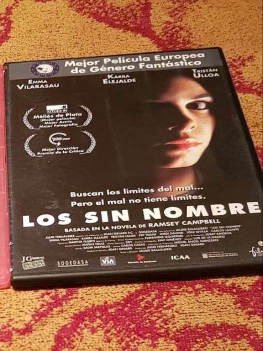 Imagen películas en dvd