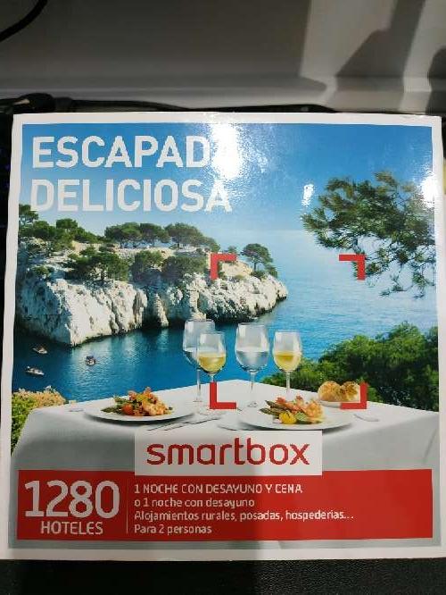 Imagen Smartbox. Escapada deliciosa.