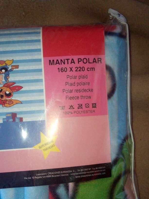 Imagen manta polar