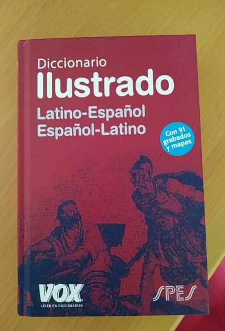 Imagen Diccionario de Latin