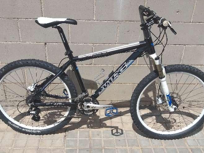 Imagen Bicicleta wrc pro