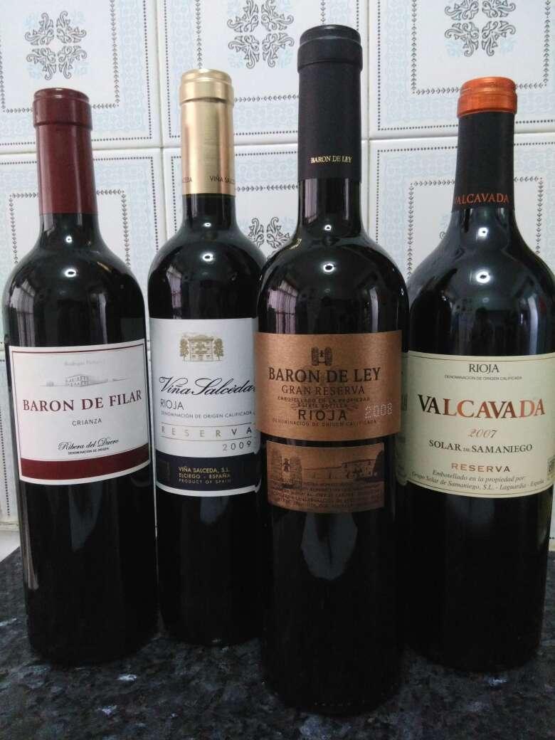 Imagen Vinos gran variedad