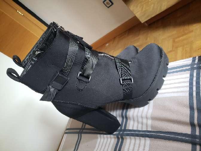 Imagen botas como nuevas