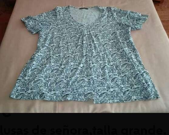 Imagen 6 camisolas de señora.