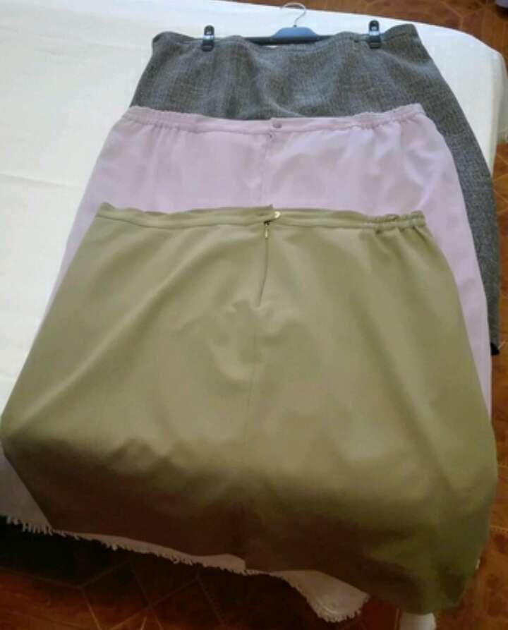 Imagen Faldas de señora.