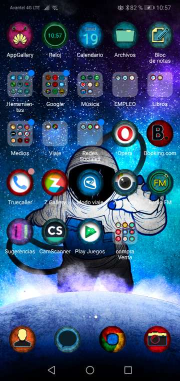 Imagen Teléfono Huawey P20 lite