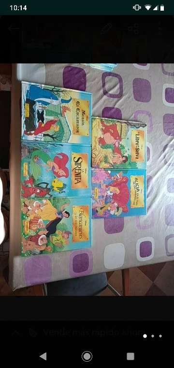 Imagen producto 13 cuentos Disney  1