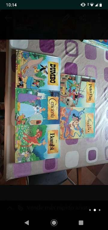 Imagen producto 13 cuentos Disney  2