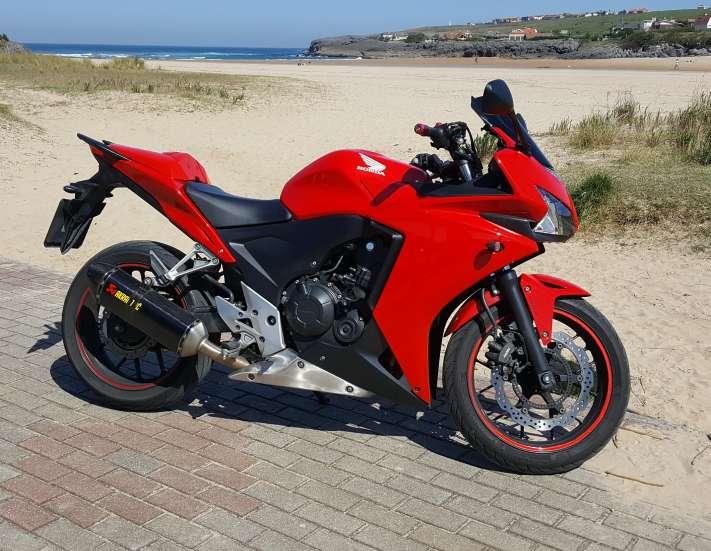 Imagen Honda CBR 500 R ABS
