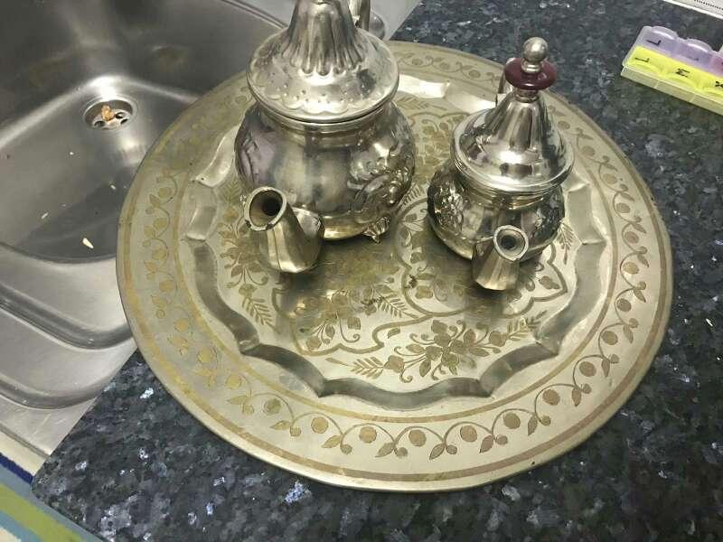 Imagen Juego té árabe