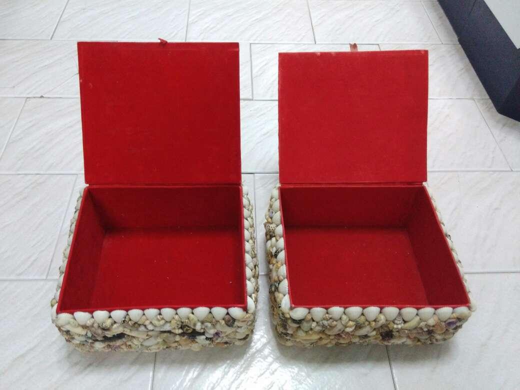 Imagen Cajas conchas