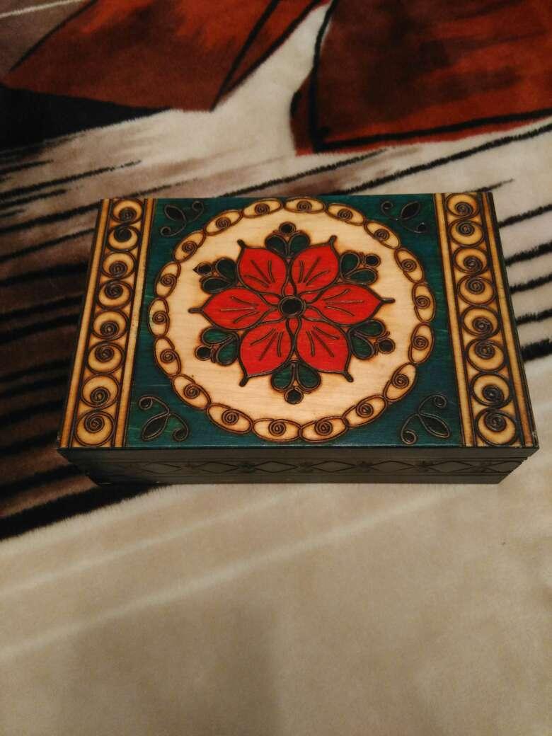Imagen Cajas decoradas
