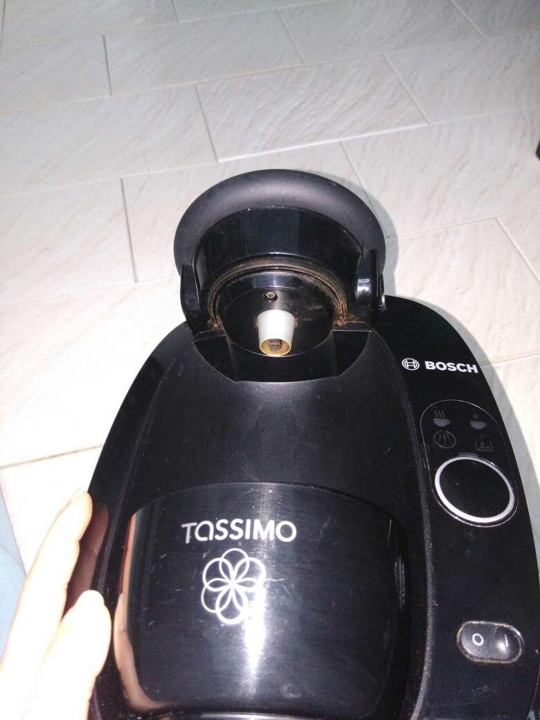 Imagen producto Cafetera Tassimo Bosh  5