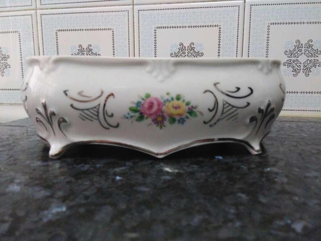 Imagen Caja porcelana y plata