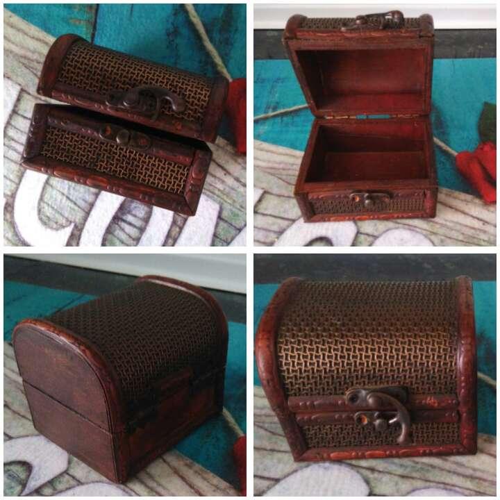 Imagen Cofre y caja