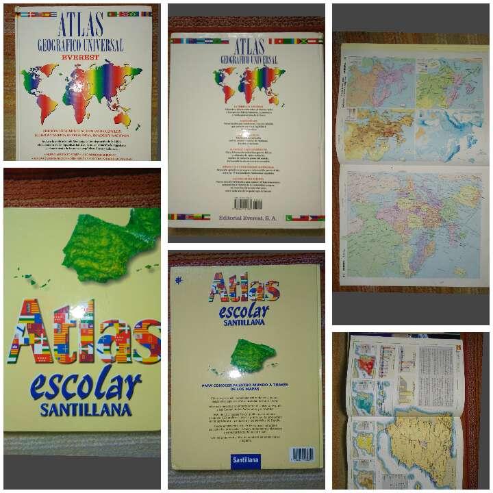 Imagen Atlas para el cole