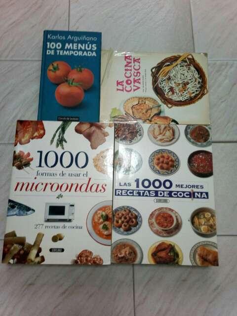 Imagen Libros cocina