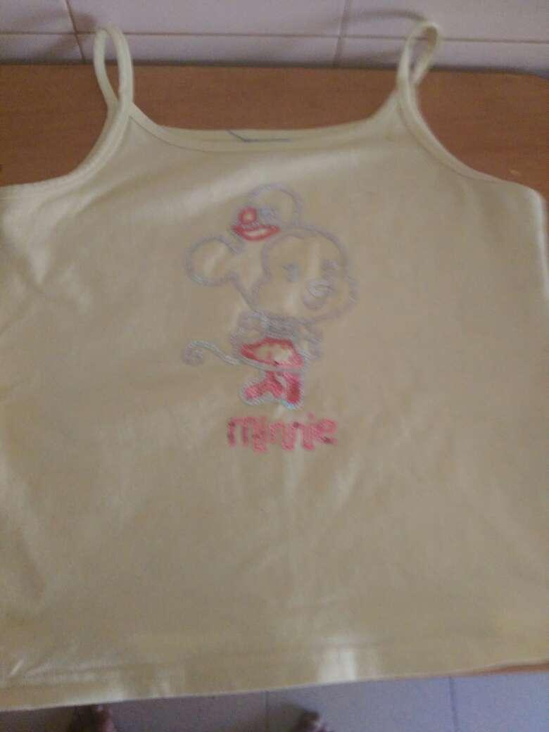 Imagen camiseta minnie