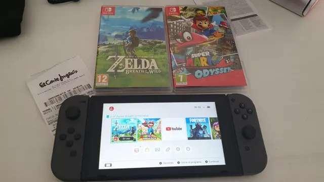 Imagen producto Nintendo switch 3