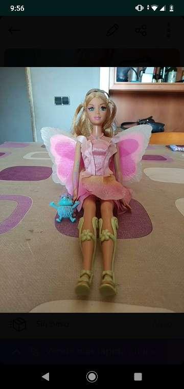Imagen Muñeca Barbie Fairytopia