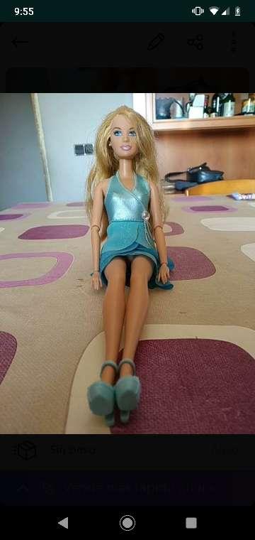 Imagen Muñeca Barbie fiesta