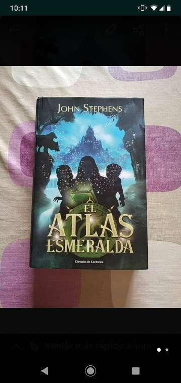 Imagen El atlas esmeralda
