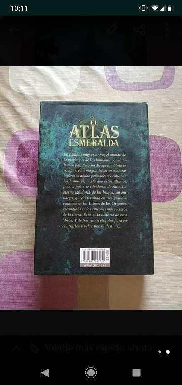 Imagen producto El atlas esmeralda 2