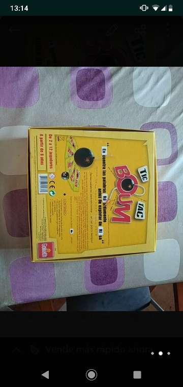Imagen producto Tic tac ¡Boum!  2