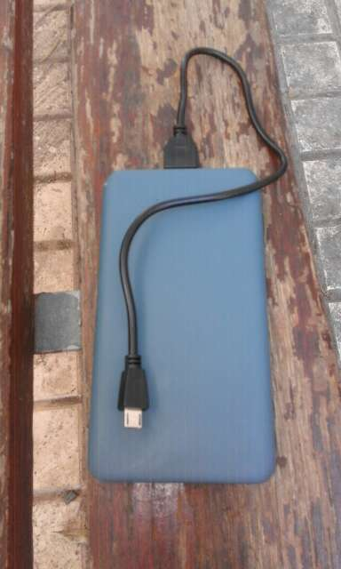 Imagen Bateria externa (carga rápida )