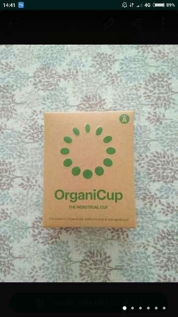 Imagen producto Copa menstrual