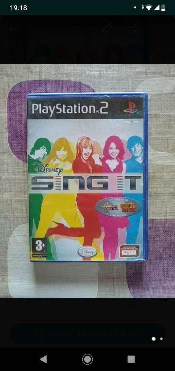 Imagen Juegos SingStar