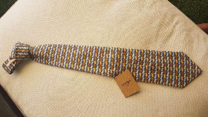 Imagen producto Corbata de Loewe  3
