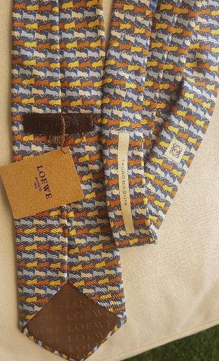 Imagen producto Corbata de Loewe  2