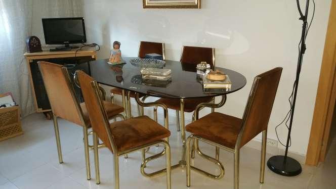 Imagen producto Mesa y sillas salón  4