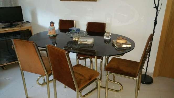 Imagen producto Mesa y sillas salón  3