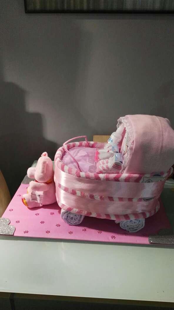 Imagen producto Carro de pañales bebe  2