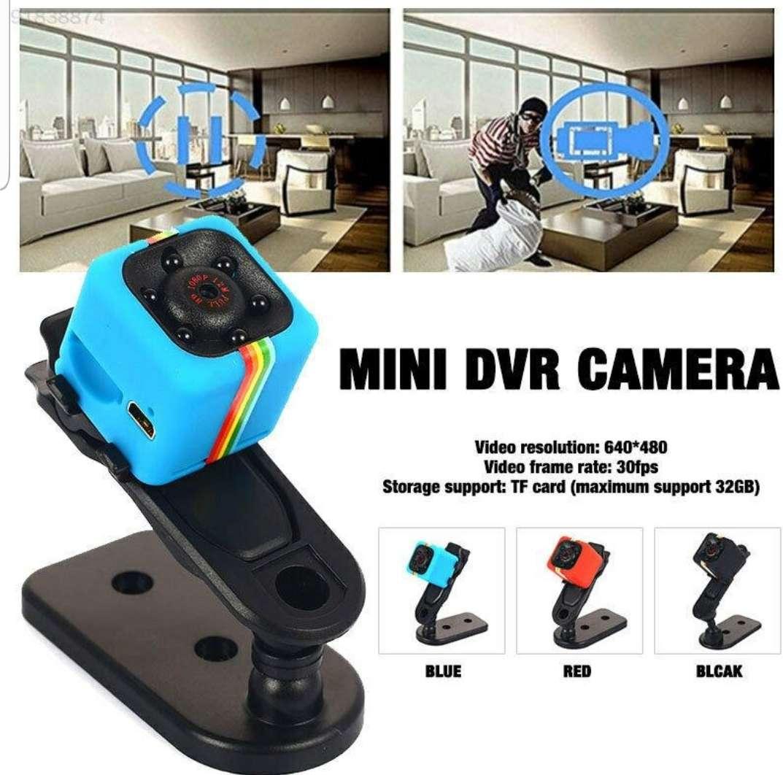 Imagen producto Mini cámara espía por 20€ nueva 9