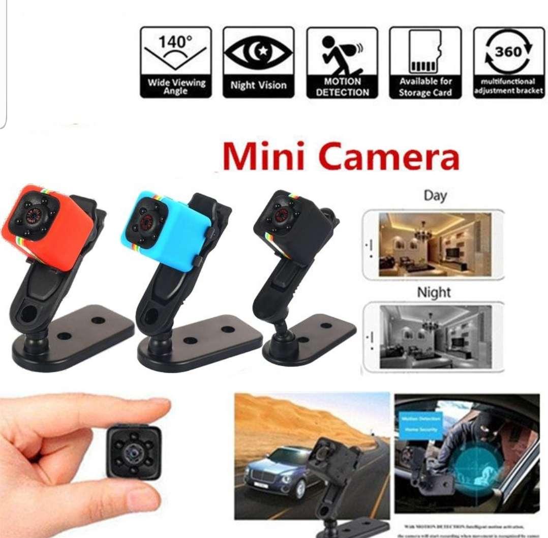 Imagen producto Mini cámara espía por 20€ nueva 8