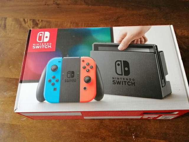 Imagen producto Nintendo switch 1