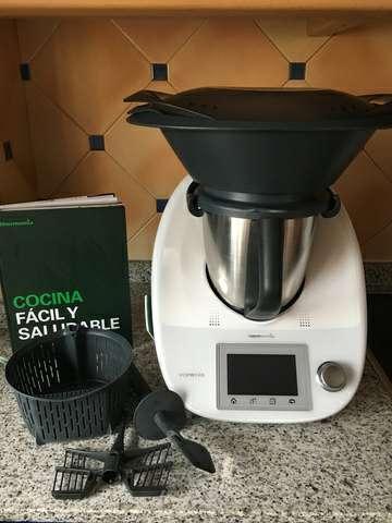 Imagen robot de cocina