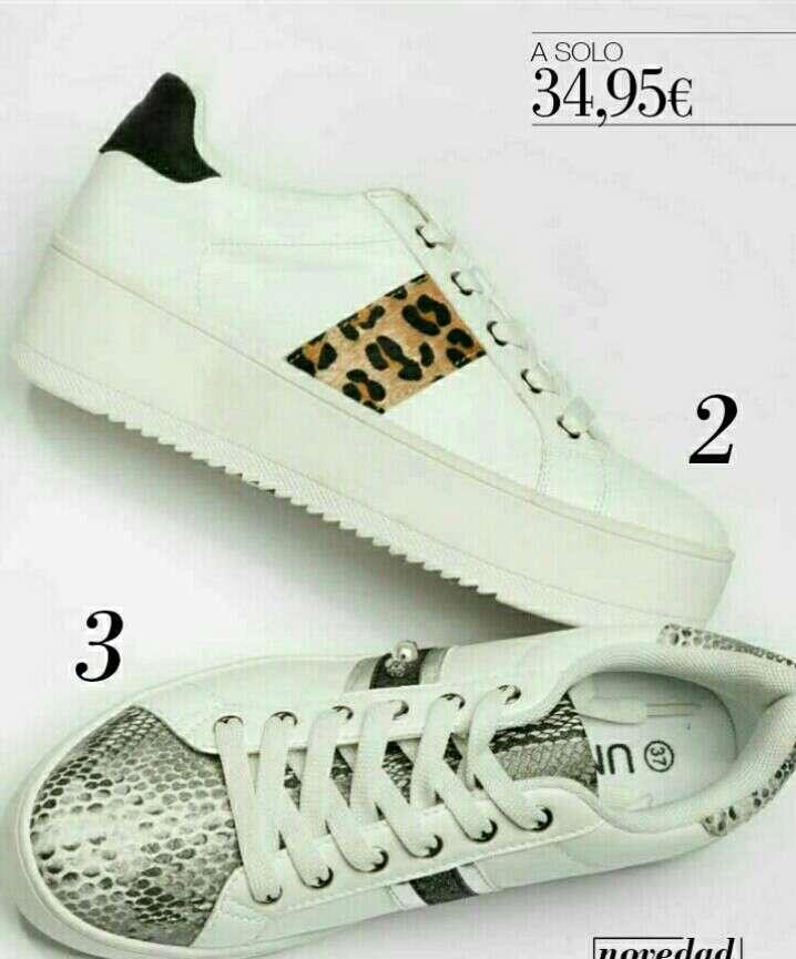Imagen producto Sneakers POP 1