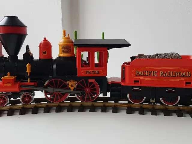 Imagen producto Tren antiguo Playmobil 4