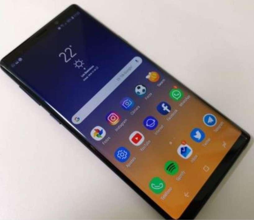 Imagen Samsung note9