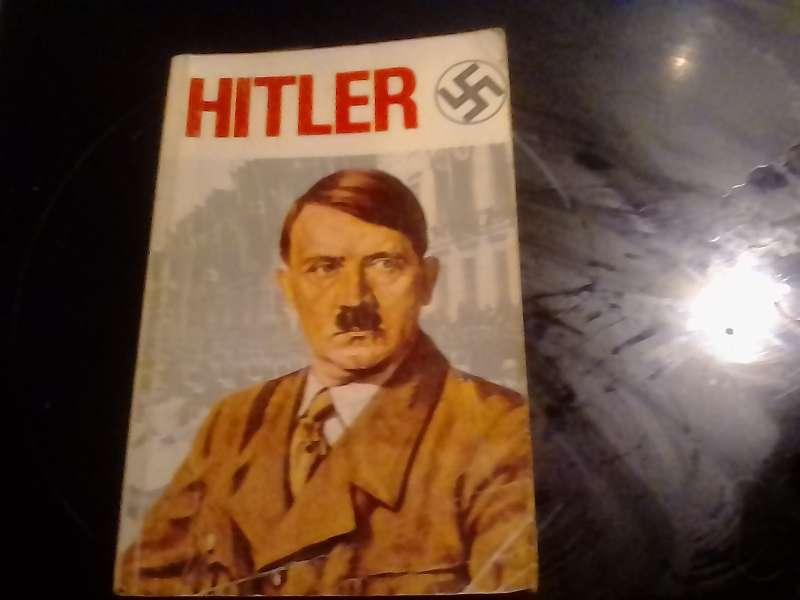 Imagen Biografía de Hitler