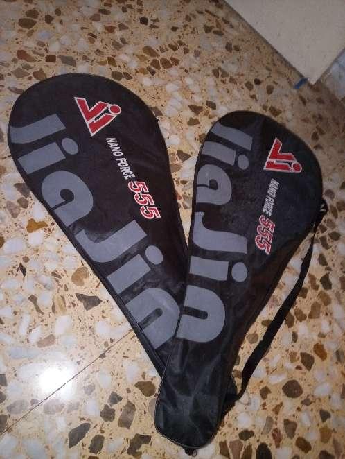 Imagen producto Dos raquetas de tenis 5